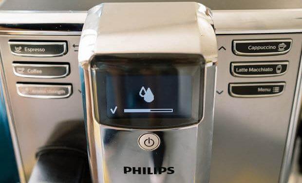 Test ekspresu do kawy Philips: opinia i recenzja PHILIPS EP5365/10
