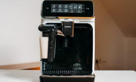 Test ekspresu do kawy Philips LatteGo Premium: opinia i recenzja EP3243/50