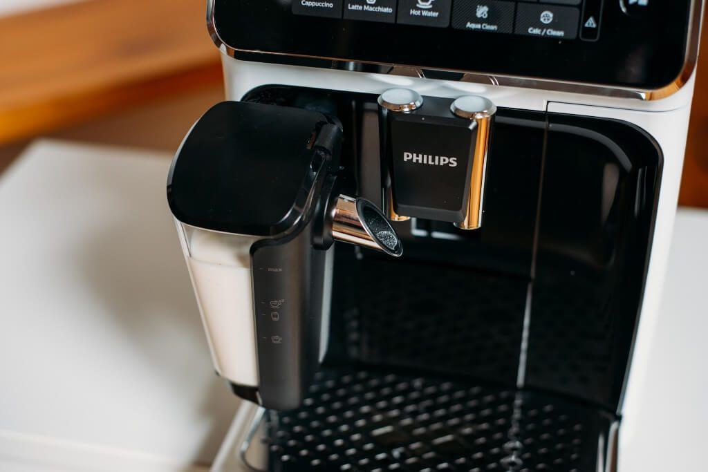 Philips LatteGo Premium EP324350 - system spieniania mleka