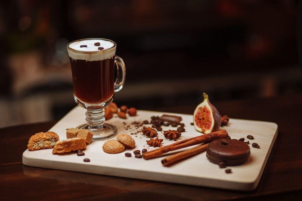 Irish Coffee kawa po irlandzku