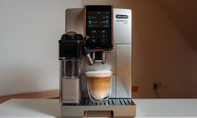 Test De'Longhi Dinamica Plus ECAM 370.95.S – najlepszy ekspres do kawy, jaki testowałem. Moje opinie
