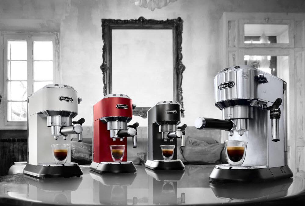Rodzaje ekspresów do kawy – poradnik