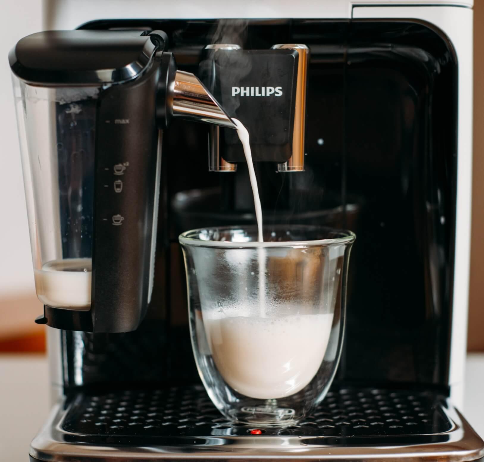 Philips LatteGo 4300 system mleczny