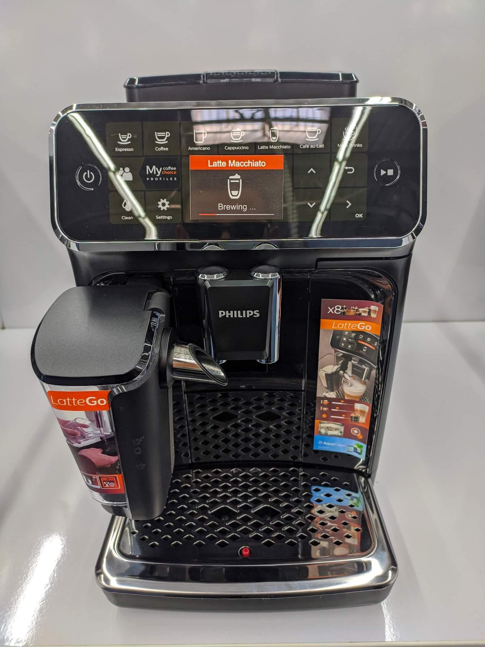 Philips LatteGo 4300