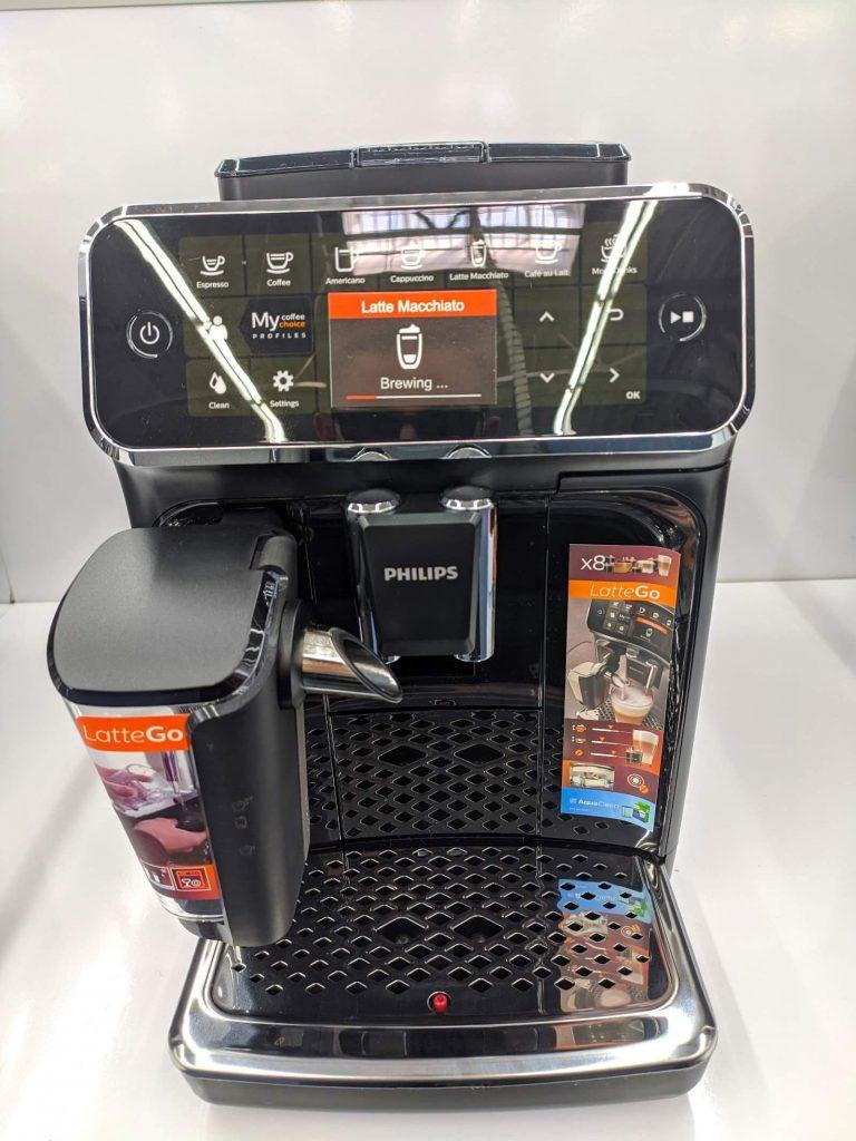 Philips Lattego 4300 wyświetlacz