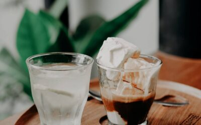Affogato – kawa czy deser (lody z espresso)?